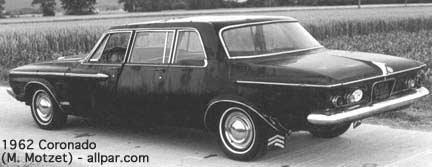 Coronado 1962