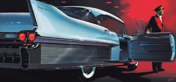 FK 1958 cadillac art-fitzpatrick-feature