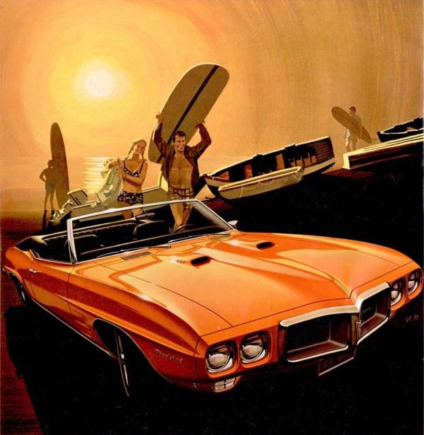 FK 1969 firebird sun