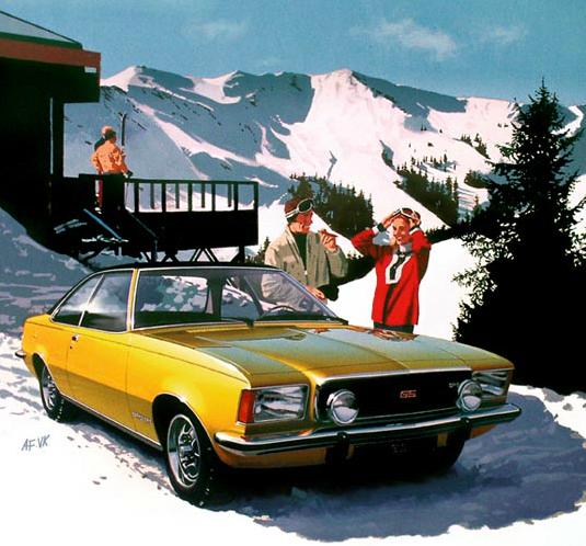 FK 1972 opel