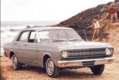 Ford AUS Falcon XR 1967