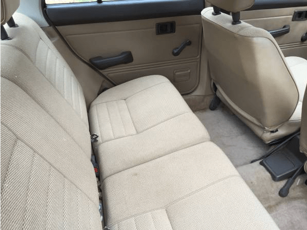 Honda 1987 civic wagon int r