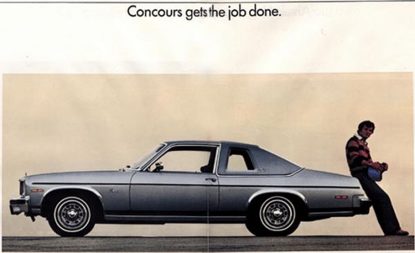 Nova 1977 Concours coupe