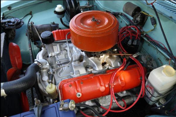 Studebaker 1961 V8 lark