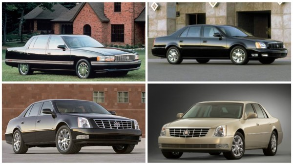 cadillac deville and dts performance versions