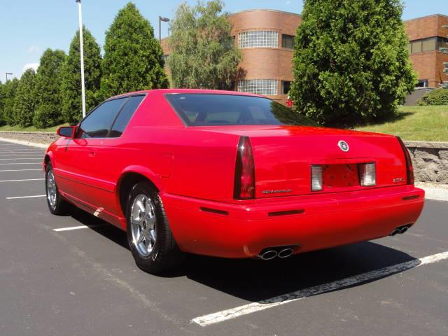 cadillac eldorado collector aztec red 5
