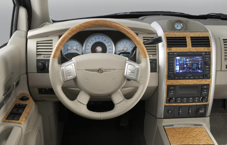 2007 Chrysler Aspen.