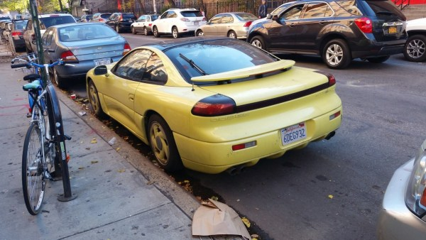 dodge stealth nyc 2
