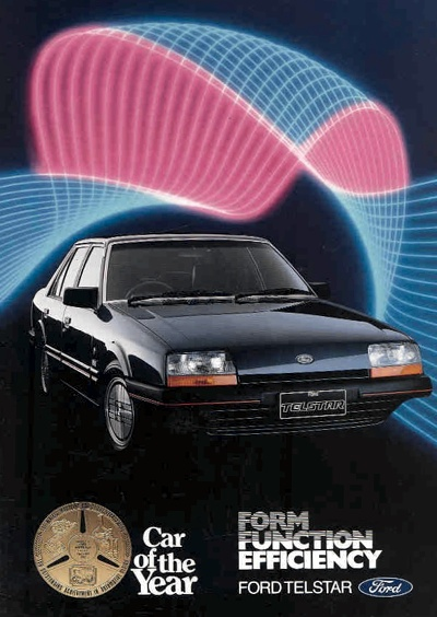 ford telstar 1983