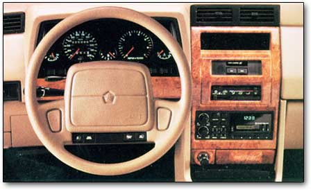 plymouth sundance interior