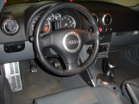 tt steering wheel