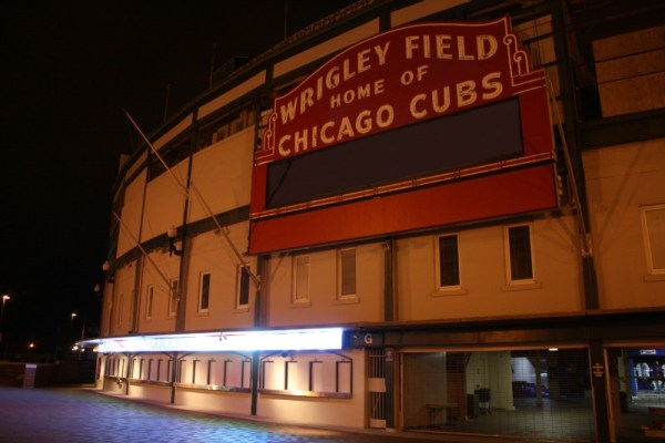 059 - Wrigley Field, Addison & Clark Intersection CC