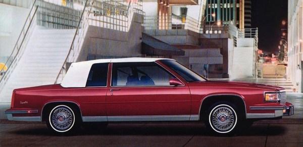 1988 Cadillac Coupe de Ville