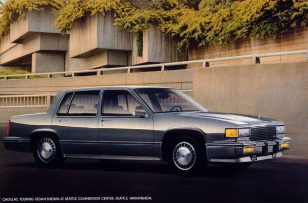 1988 Cadillac Touring Sedan