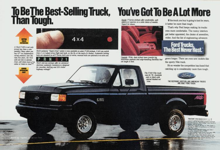 Ford F Nite