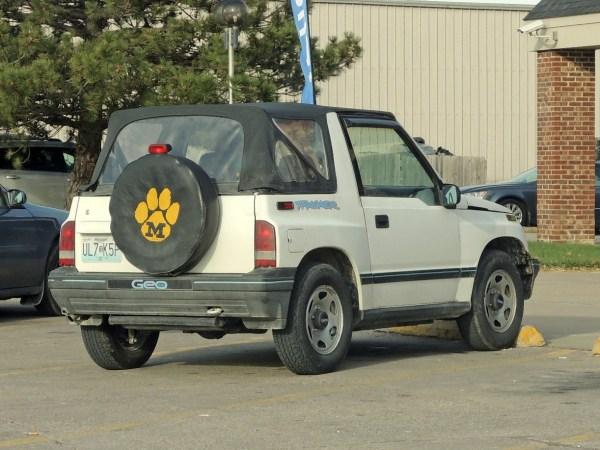 1994 Tracker