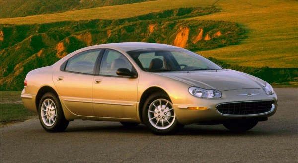 1998 Chrysler Concorde front
