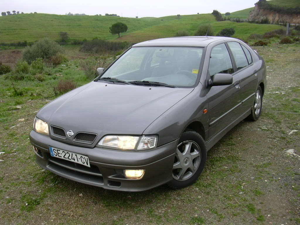 coal 1997 nissan primera gt infiniti g20 a dark horse family car. Black Bedroom Furniture Sets. Home Design Ideas