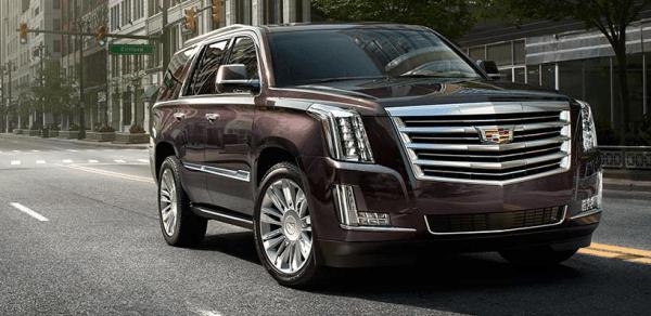 Cadillac 2016 escalade br