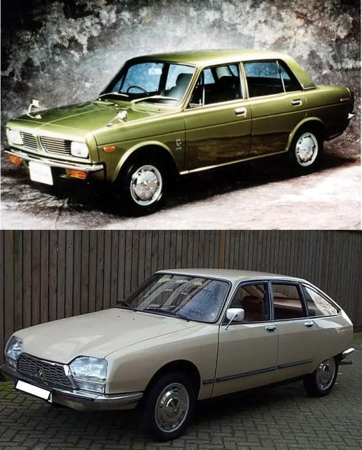 Honda 1300 sedan-vert