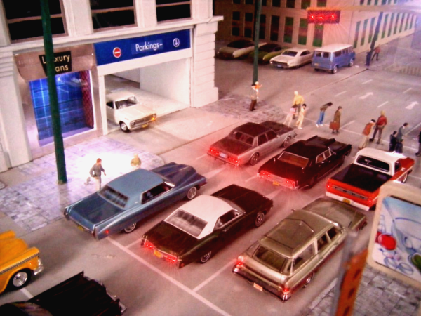 Miniatures 20 parkings