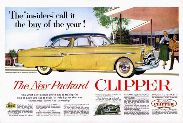 Packard 1953 -Clipper
