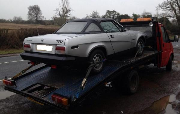 TR7 recovery