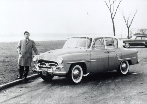 Toyota 1957-Crown