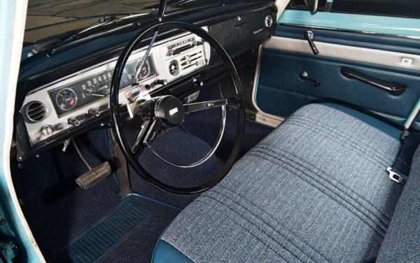 Toyota 1967Corona-1900-dash