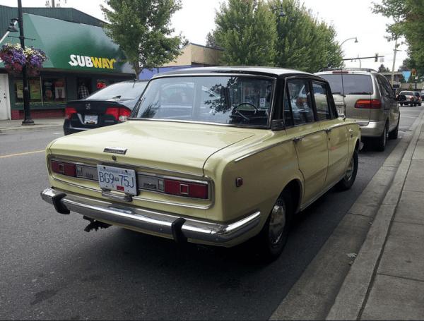 Toyota 1969 corona rq