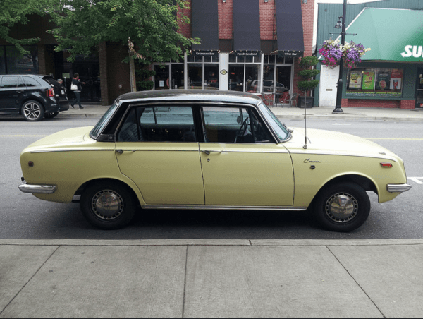 Toyota 1969 corona s