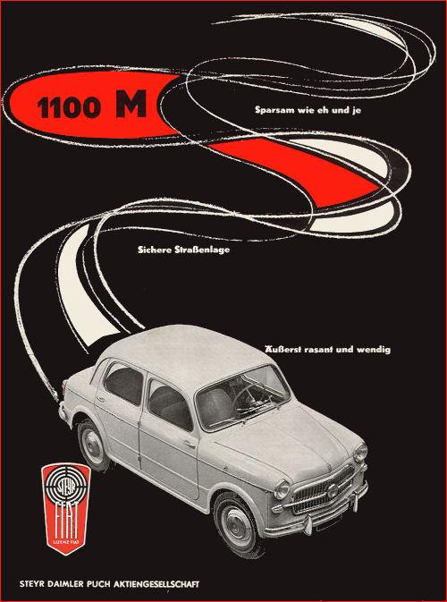 steyr 1100 1957 1100m