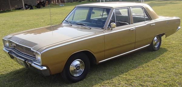 1 - 1967 Dodge Dart