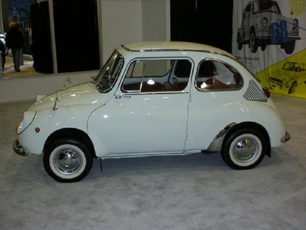 1 - Subaru 360
