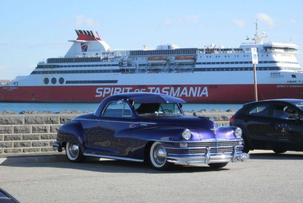 1947 Chrysler front