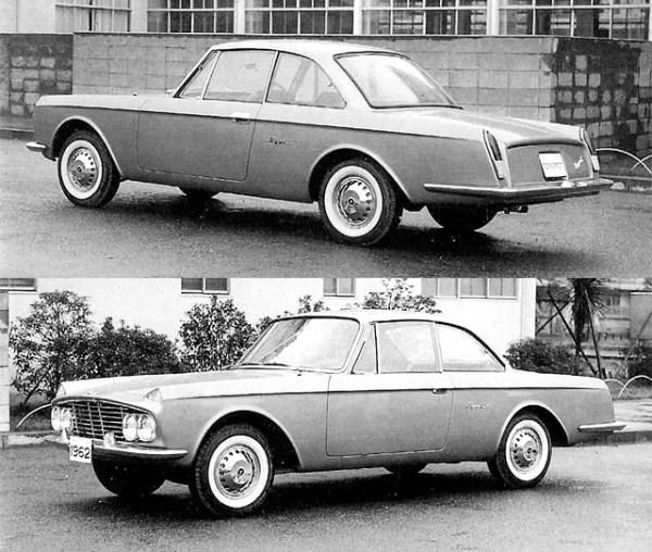 1962Toyopet-X
