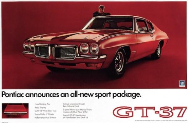1970 pontiac gt-37