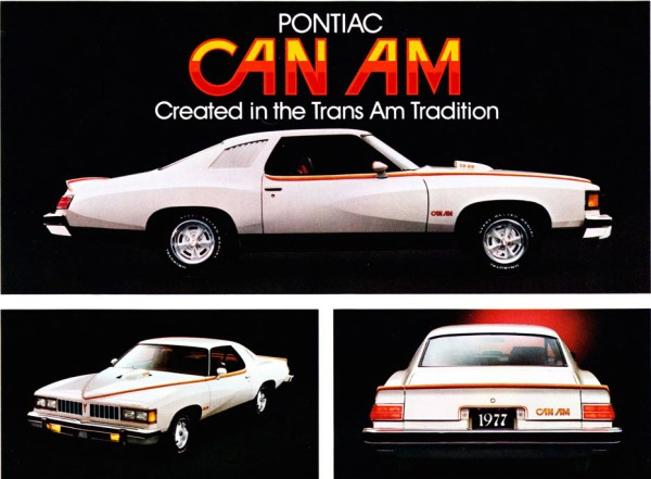 1977 pontiac can am photo 1