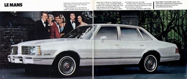 1979 Pontiac Grand LeMans