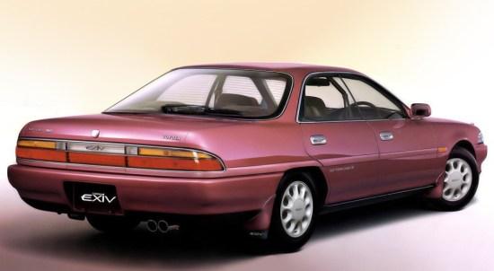 1989 Toyota Corona EXiV