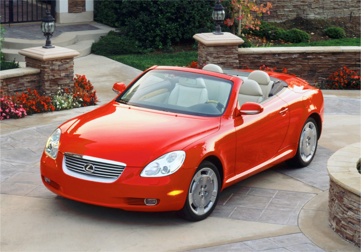 Curbside Classic 1997 Lexus Sc 400 V8 Powered Coupes From Japan 1992 Super Coupe 2001 430