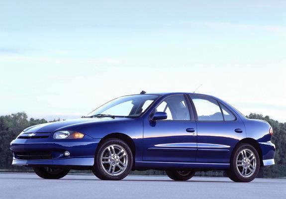 2003 chevy cavalier sedan