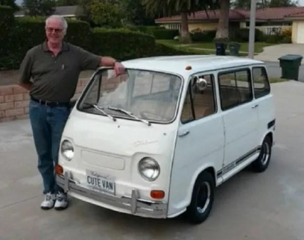 7 - Subaru 360 Sambar Van