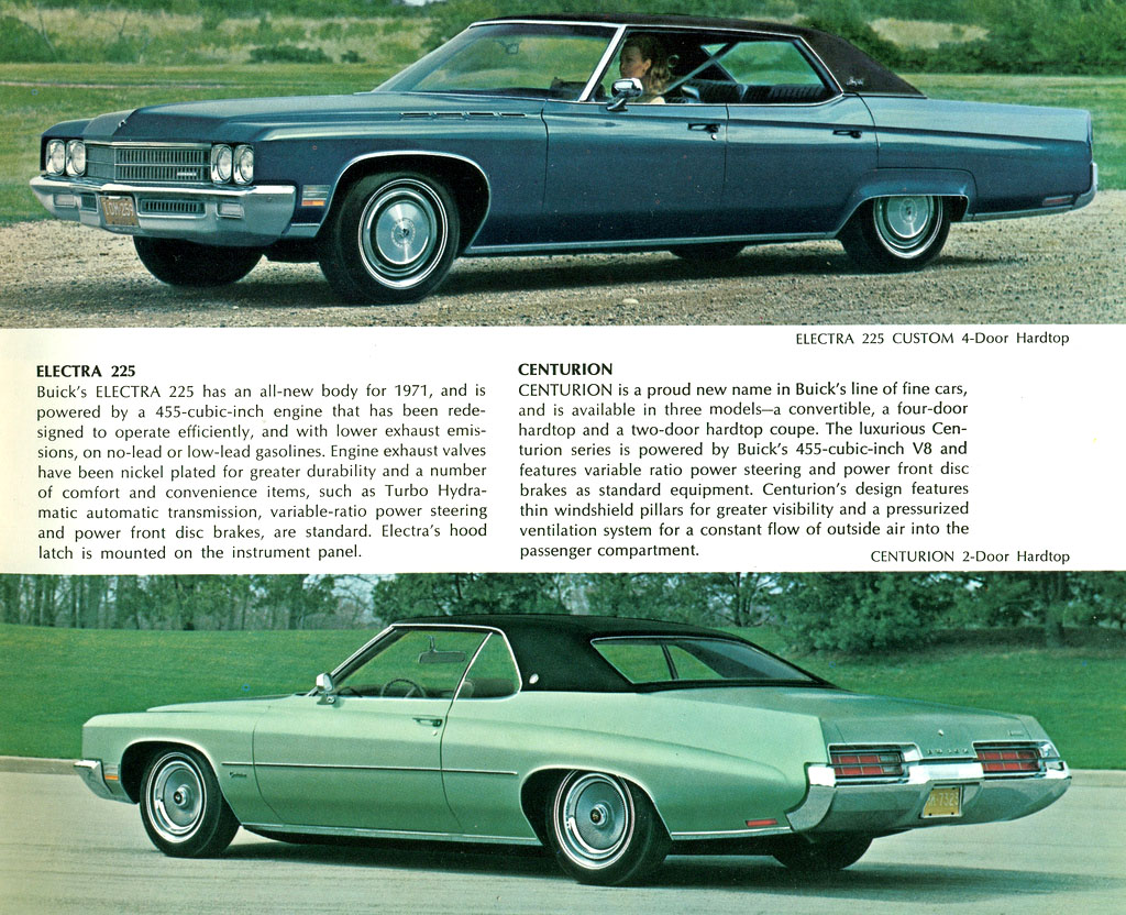 curbside classic: 1973 buick centurion convertible – catching cows