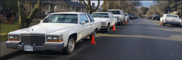 Cone Cadillacs 1