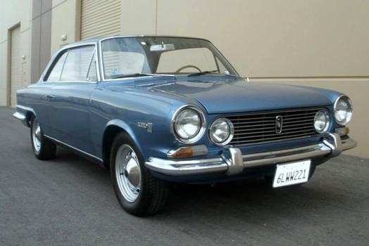 IKA Torino coupe