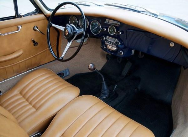 Porsche 356 int tan c6