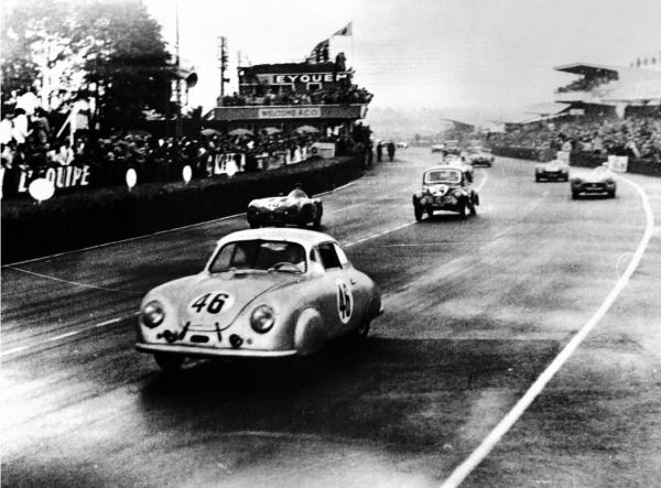 Porsche Le Mans 1951