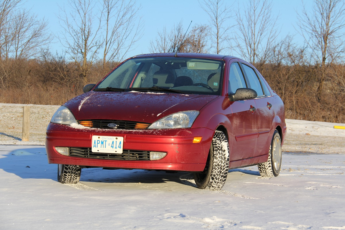 COAL: 2001 Ford Focus – A Daily Dose Of Joy