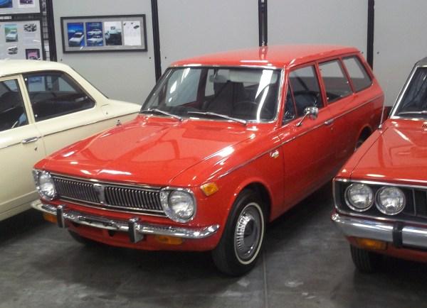 Toyota Museum 7